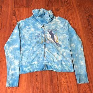 Disneyland Parks Little Mermaid Hoodie Sweatshirt